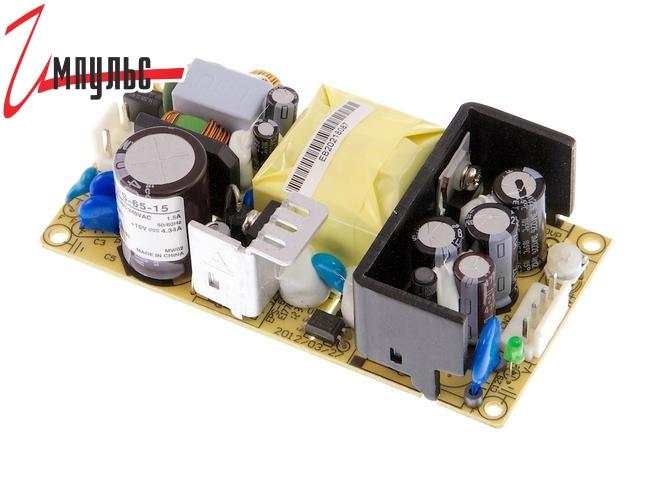 Блок питания 12В 5А EPS-65-12 | купить оптом и в розницу